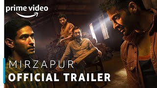 Mirzapur – Out now on PrimeVideo