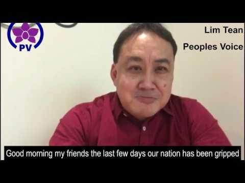 Lim Tean Responds to Singapore's NUS Sex Crime Scandal