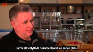Bishop Leonid Padun about breakup with Ulf Ekman