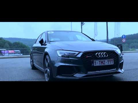Audi Sport Brussels TRACK DAY at Spa Francorchamps Circuit