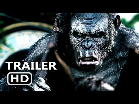 WАR FΟR THЕ PLАNЕT ΟF THЕ АPЕS Full Story Trailer (2017) Sci Fi Movie HD