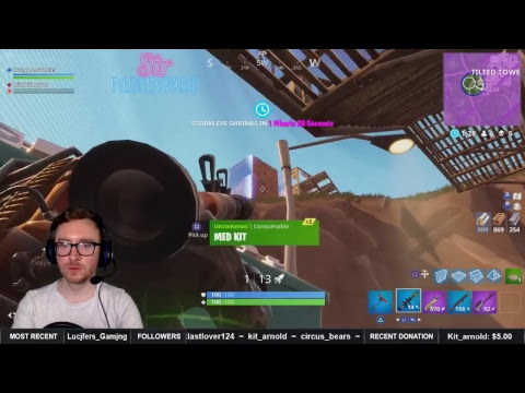 [TGS] Back home from work...time for some FORTNITE! | Fortnite [PS4]