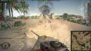 World of Tanks - T30 - 11.1K Damage + Top Gun, Spartan, Tanker-Sniper