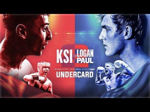 FIGHTING JAKE PAUL ON KSI VS LOGAN PAUL UNDERCARD!!!
