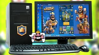 How To Play The Clash Royale On Your Computer