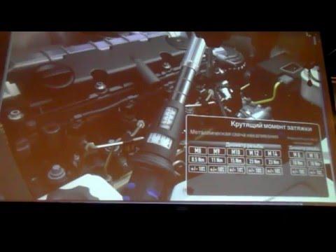 Свечи накала (видео с семинара NGK) правильный Монтаж и демонтаж