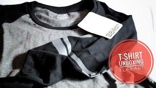 Designe T-shirt Unboxing Flipkart in 400/- ¦ Stylist T-shirt Unboxing in Hindi ¦ Flipkart t-shirt