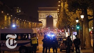 Attack in Paris Before French Election | The New York Times