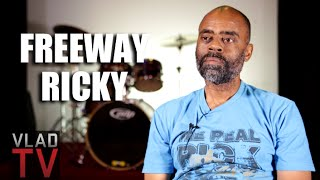 Freeway Ricky: I Never Intended to Make Selling Drugs My Career
