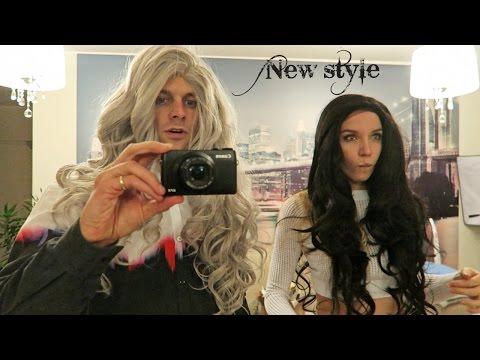 #78 Влог! Длинные и Густые Волосы! Покупка Свитера Стива Джобса!
