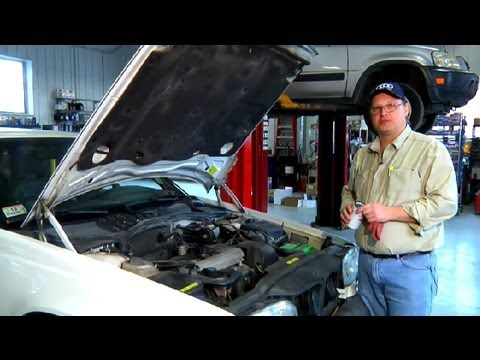A Clicking Noise in a Car After an Oil Change : Car Repair Tips