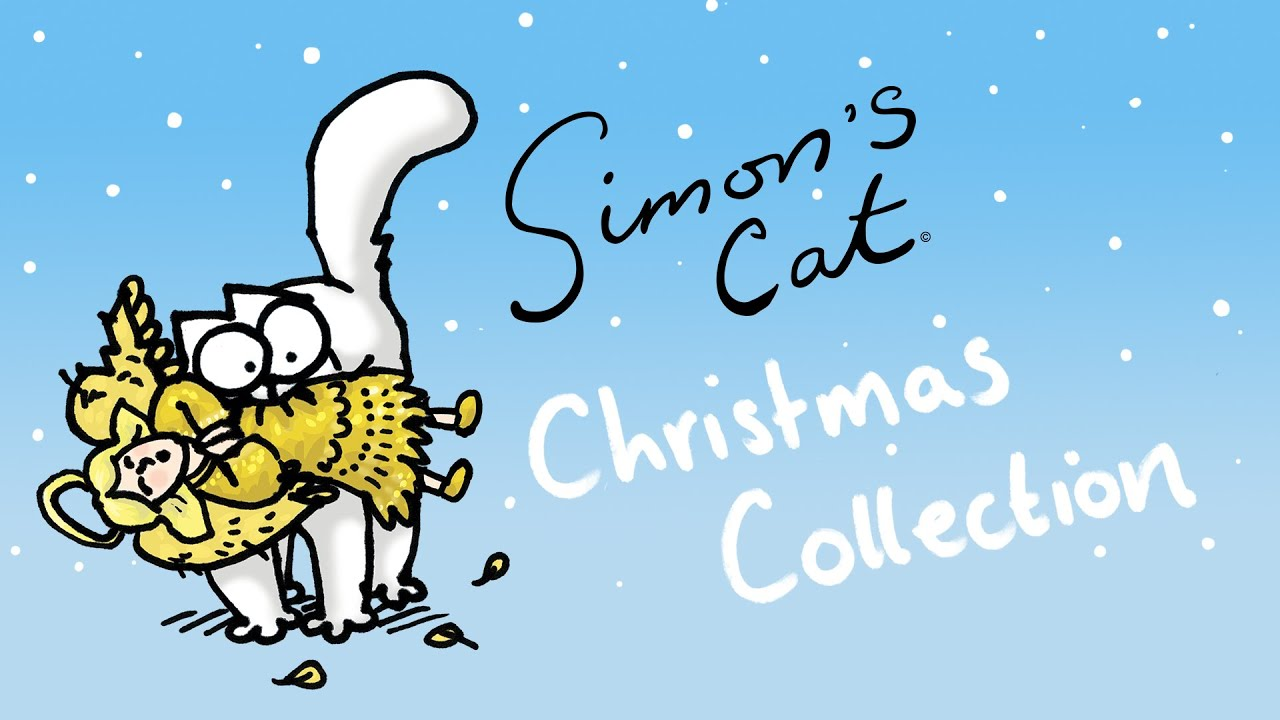 simon 39 s cat christmas collection youtube. Black Bedroom Furniture Sets. Home Design Ideas