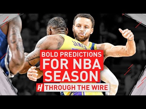 Bold Predictions For This NBA Season  Through The Wire Podcast