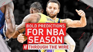 Bold Predictions For This NBA Season | Through The Wire Podcast