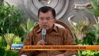 Video Jusuf Kalla: Kita Sudah Sepakat Terima Putusan Sidang Ahok download MP3, 3GP, MP4, WEBM, AVI, FLV September 2017