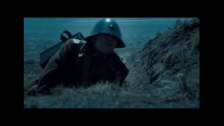 "All combat scenes from movie ""9. April"""