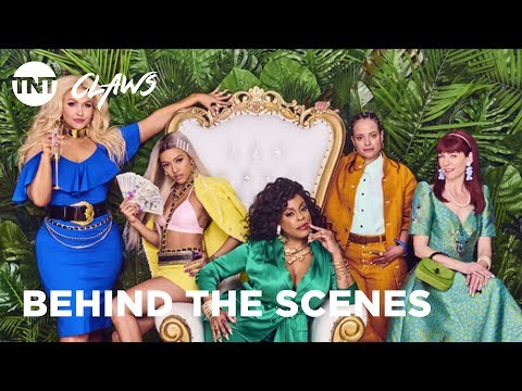 Claws: Making of the Season 3 Poster [BTS] | TNT