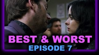 Jessica Jones Episode 7 Review aka Reaction - Top Shelf Perverts - Beyond The Trailer