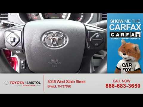 Toyota Bristol Tn >> 2015 Toyota Tacoma 31104a Bristol Tn