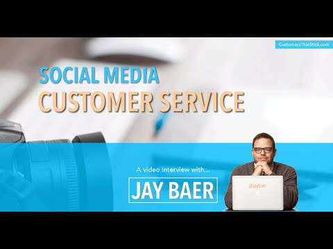 Social Media Customer Service with Jay Baer