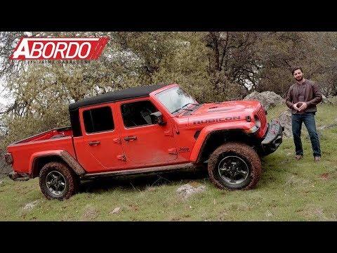 Jeep Gladiator 2020 | Prueba A Bordo Completa