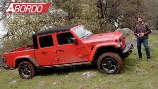 Jeep Gladiator 2020 | Prueba A Bordo Completa