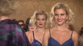 Oxalis dessous fashion show 2015