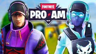 Fortnite Pro-Am 2019 Charity Tournament Live!! (Fortnite Battle Royale)
