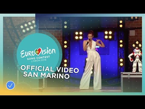 Jessika (feat. Jenifer Brening) - Who We Are - San Marino - Official Video - Eurovision 2018