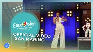 jessika feat jenifer brening who we are san marino official video eurovision 2018