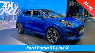 Ford Puma 2020 (ST-Line X) - FIRST look in 4K | Interior - Exterior