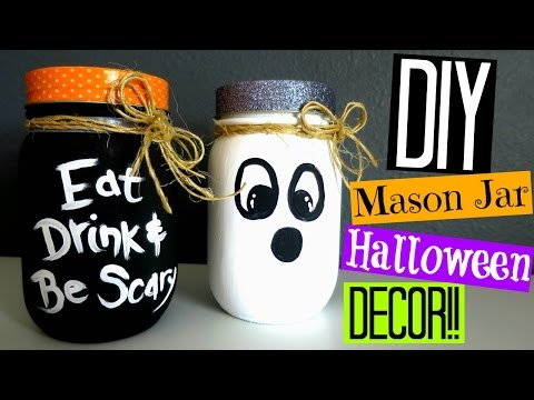 diy-halloween-decor-|-mason-jar-decorations!!