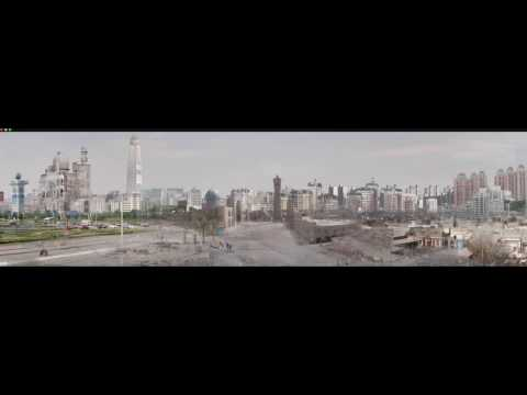 Imagining New Eurasia 1-City Mix-Seoul+Astana+Shenzhen+Bukhara+Delhi