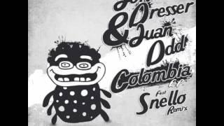 Juan Ddd & Johan Dresser - Colombia (Original Mix)