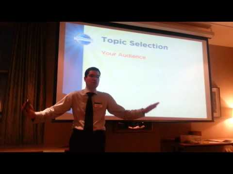 Toastmasters Educational Ch
