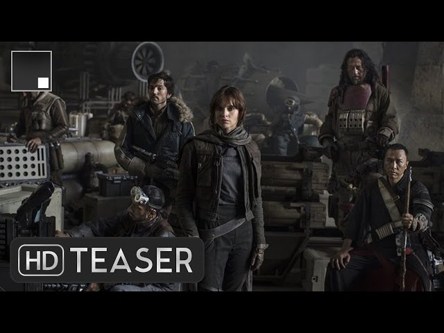 Leaked Star Wars: Rogue One Teaser Trailer #1 HD