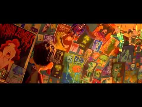 трейлер мультфильма - Трейлер мультфильма «Паранормальный Норман»
