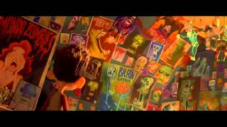 Трейлер мультфильма «Паранормальный Норман»