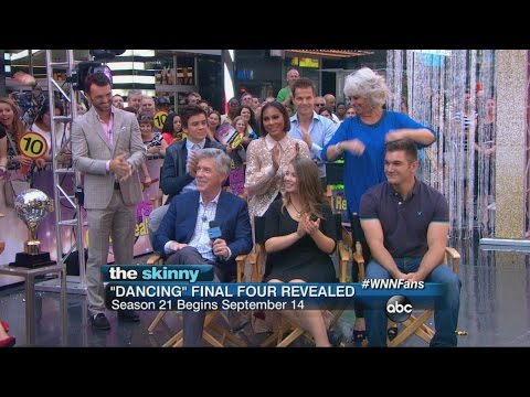 """Dancing with the Stars"" Cast List Revealed 