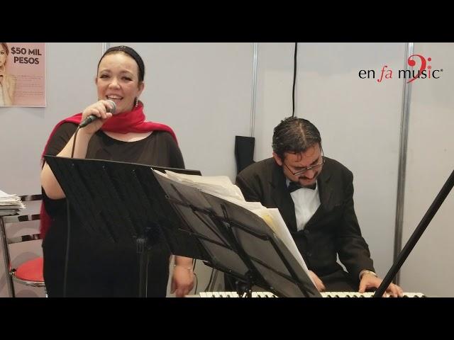 Ave María - Dueto Enfamusic