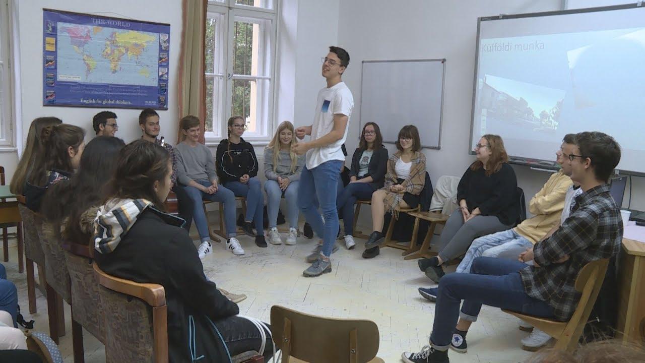 Nyílt napot tartottak a Piarista-iskolában | Kanizsa Újság