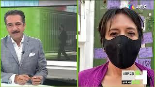 Maestra denuncia a su esposo violento; resultó panista