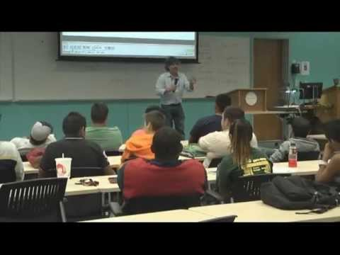 Laredo Community College STEM Summer Bridge Program 2014