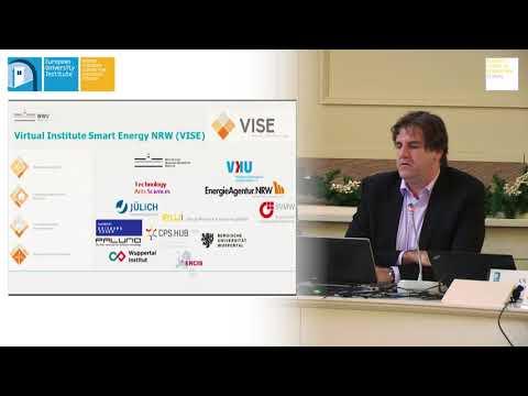 Energy efficiency and energy demand flexibility | Andreas Löschel