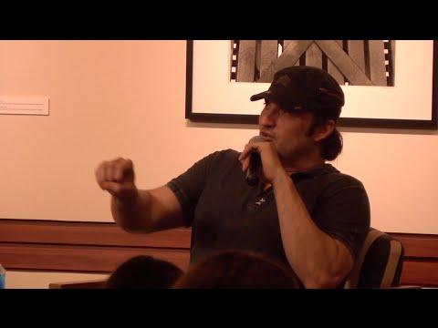 Film Director Robert Rodriguez at Texas State