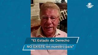 Lamento mucho la cerdada que este juez CORRUPTO llamado Ganther Alejandro Villar Ceballos le acaba de hacer a Rosario Robles
