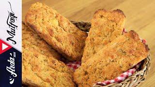 Patatesli Ekmek - Arda'nın Mutfağı
