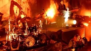 Powerwolf - Coleus Sanctus live @ Turbinenhalle 2 Oberhausen 02.10.2015