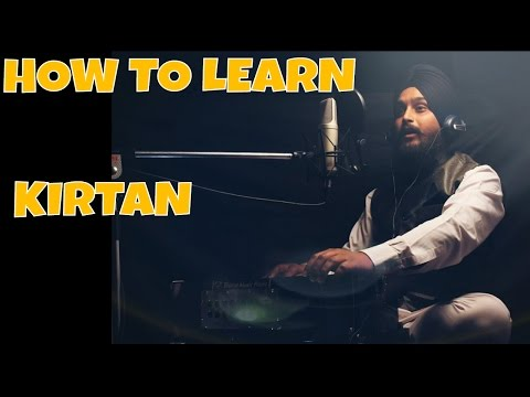 How to learn Kirtan on harmonium lesson2