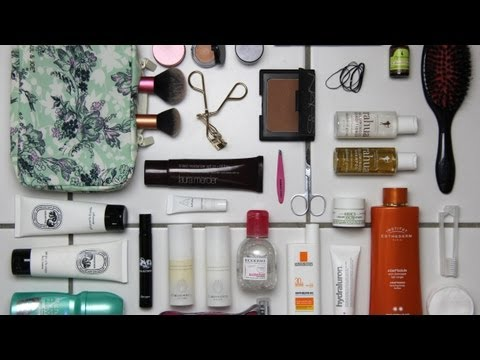 The VDM Guide to Holiday Beauty Packing | ViviannaDoesMakeup